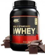 bote de proteína whey Optimum Nutrition ON Gold Standard 100%